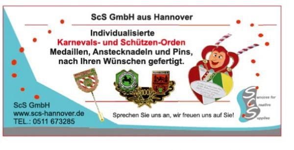 SCS Anzeige