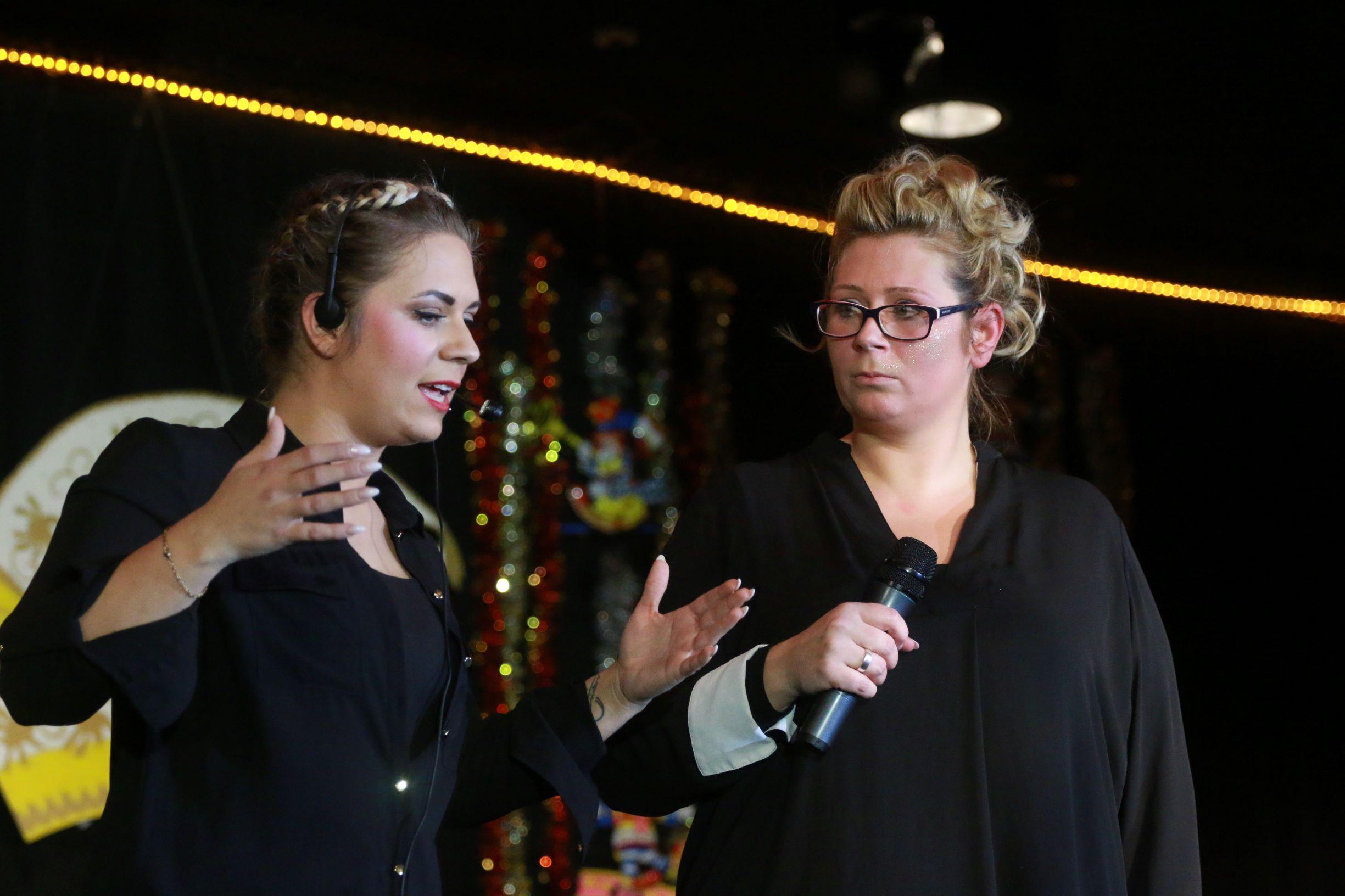 Duo Nicole-Sarah