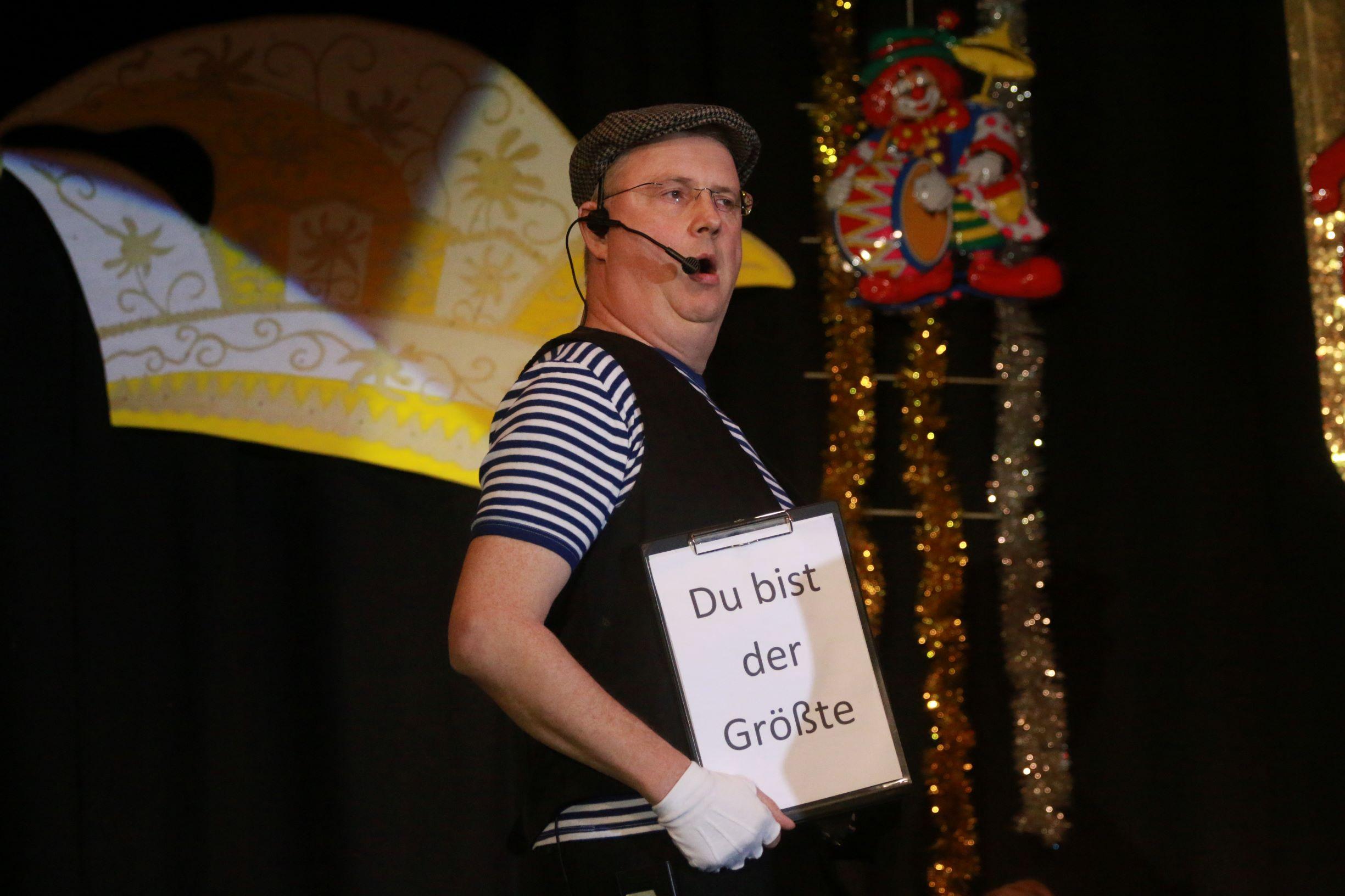 Ralf Döring Bütt 1