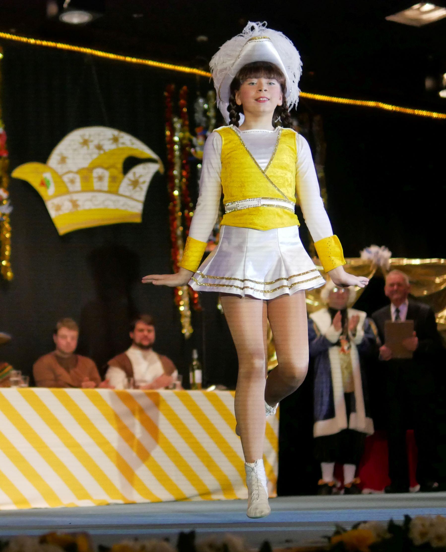 Tanzmariechen Elaine