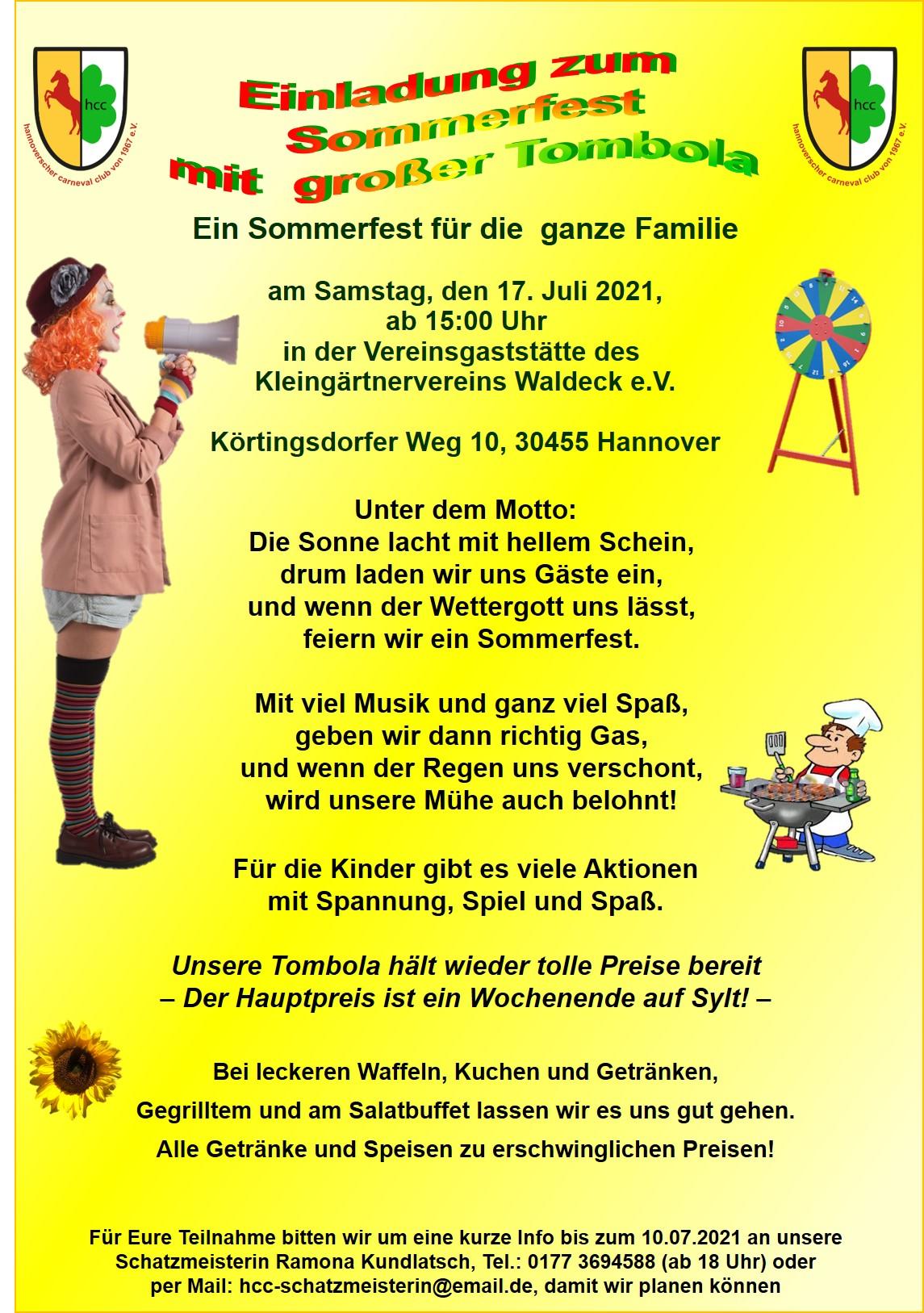 2021 07 Sommerfest